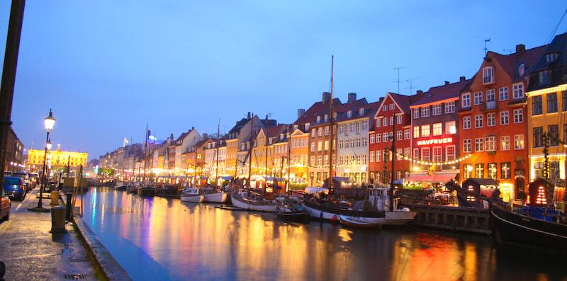 köpenhamn-på-kvällen
