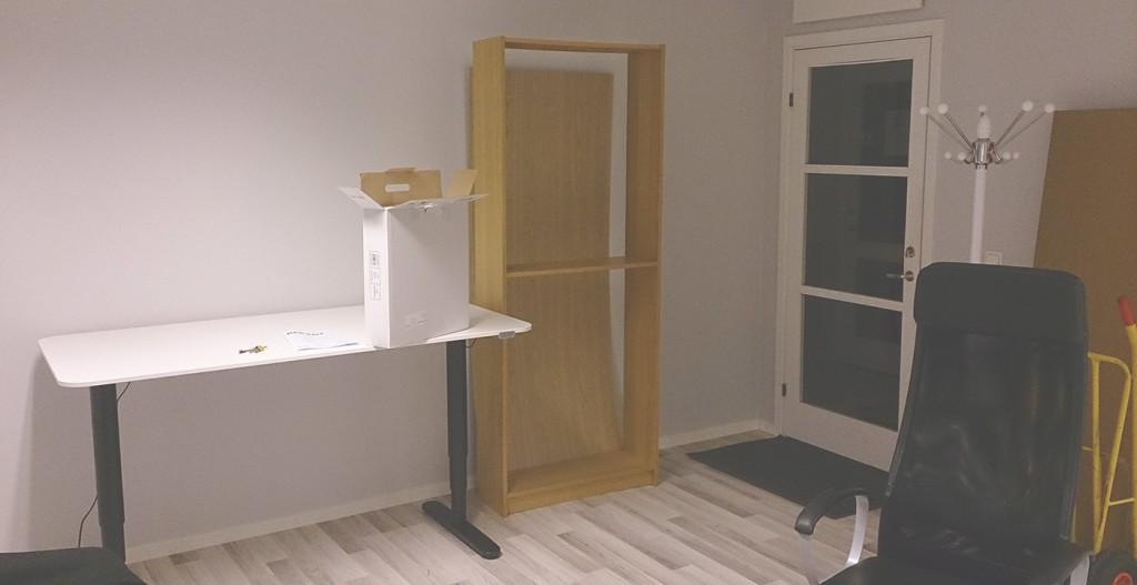 nya kontorslokaler i stockholm